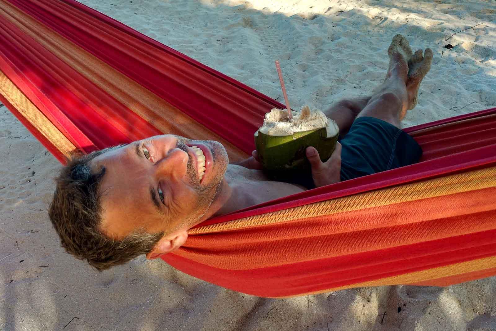 2bfree Copyright Mark Wistuba, Mexico, Mexiko, Playa Paraiso, Strand, Kokosnuss